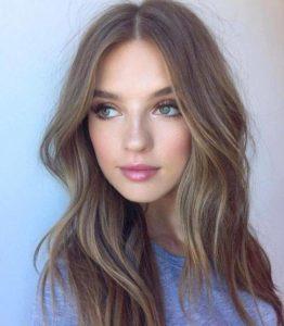 تسريحة الشعر المموج